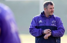 IRFU announce that Munster head coach Anthony Foley has died suddenly in Paris