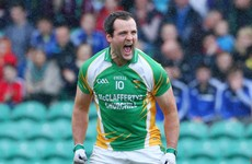 Stradbally shatter Portlaoise's 10-in-a-row hopes as Michael Murphy leads Glenswilly to glory