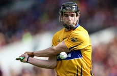 Tony Kelly nearly won his club a first Clare SHC title before Cathal O'Connell's late point