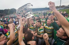 History makers! O'Rourke stars as Carbery Rangers clinch first Cork senior football title
