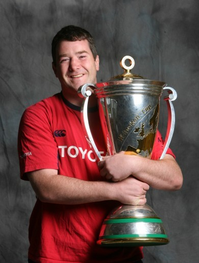 'He is part of the history of Munster, he is Monsieur Munster'