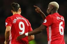 Ibrahimovic 'like a big brother' for Pogba as he settles back into Old Trafford life