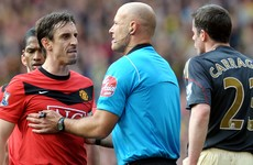 More complicated than hate - Neville opens up on United-Liverpool rivalry