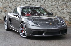 If I had the money I'd buy a... Porsche 718 Cayman S