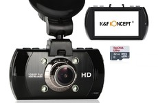 Gadget Of The Week: A dash cam that detects suspicious movements