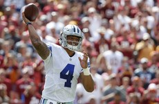 The Redzone: There's a new sheriff in town for the Cowboys