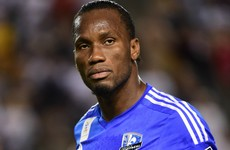 Montreal Impact coach: Drogba refused to be named on the bench