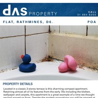 These 'flat to rent' ads show a sobering side to the hunt for housing