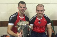 Olympic boxer Adam Nolan won his first county hurling title yesterday