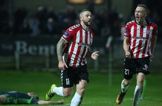 Derry City's prolific hitman features in our LOI team of the week