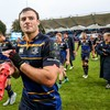 Henshaw encouraged by the early signs at Leinster as he slips back into the groove