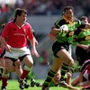 Pat Lam remembers the first day he went toe-to-toe with his friend Anthony Foley