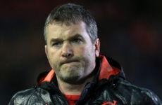 'He gave everything for Munster and Ireland': Fans pay tribute to Anthony Foley