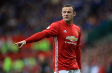 No room for Wayne Rooney in Man United team to face Liverpool