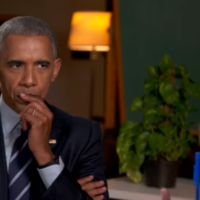 """""""Tough time to start over for a man"""": Obama grilled over job prospects on late-night TV"""