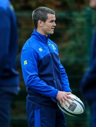 Sexton faces race against time to be fit for Leinster's trip to Montpellier