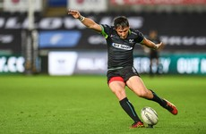 Uncapped Ospreys pair named in Wales squad as Halfpenny also returns