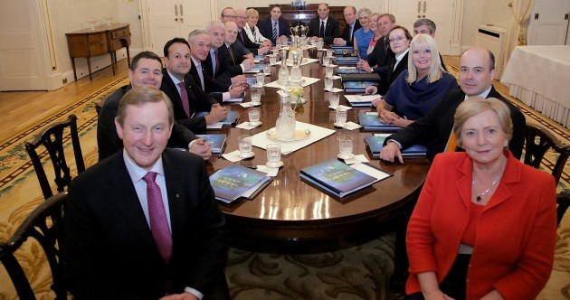No thanks! Government ministers have turned down a €12k pay rise