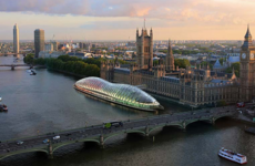 Could a floating parliament be the answer for Britain's £4 billion restoration?
