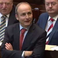 Watch: Micheál Martin calls AAA-PBP the 'pro-Russia alliance' as Dáil gets angry about Aleppo