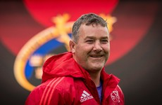 Munster share their gratitude as they work towards Saturday's Glasgow game