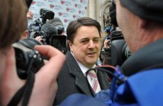BNP's Nick Griffin set to address UCC society on free speech