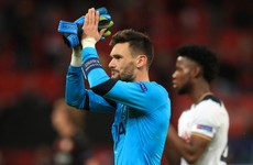 Lloris the hero as Tottenham hold out for hard-earned draw in Germany