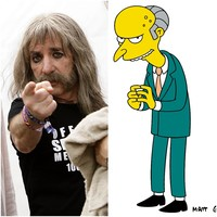 The voice of Mr Burns is suing the owners of This Is Spinal Tap