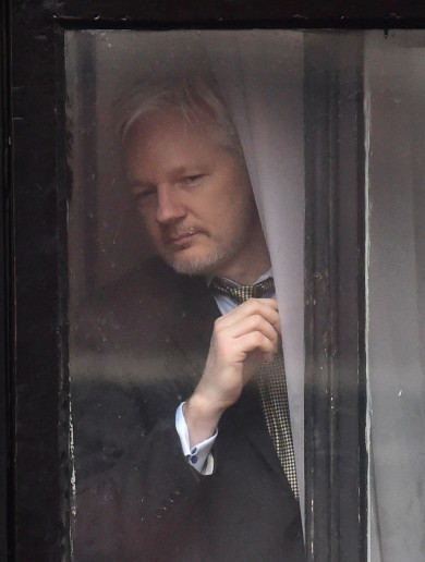 Ecuador has cut internet access for WikiLeaks founder over US election
