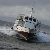 Residents of Inis Mór will be left without a ferry service from next month