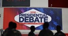 As it happened: Trump and Clinton face off in last presidential debate