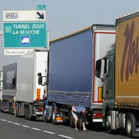 'Nobody wants that on their conscience': Irish truck drivers fear deaths of migrants in trailers