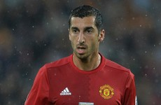 Mourinho issues warning to £30million man Mkhitaryan