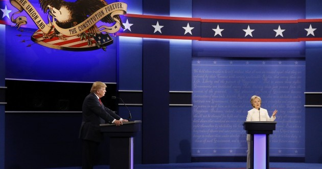"""We've got some bad hombres in America"" - the seven biggest moments from Trump v Clinton III"