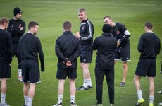 Dundalk physios 'working over-time' as Russian giants arrive for sold-out European clash
