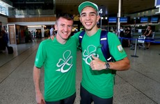 Barnes joins Conlan on St Patrick's Day card in New York