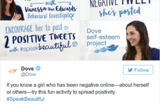 Dove tried to get women to #SpeakBeautiful online, but it totally backfired