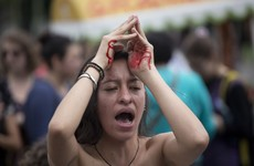 Protests across Latin America after Argentinian teenager raped and impaled on a spike