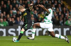 A pair of Kolo Toure blunders gift Monchengladbach victory over Celtic