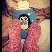 9 things you'll know if your hot water bottle is your boyfriend
