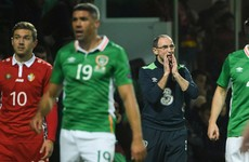 Ireland down in latest Fifa rankings despite Georgia and Moldova wins