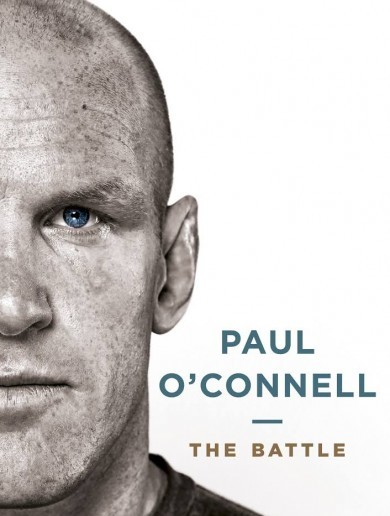 Paul O'Connell autobiography among the nominees for eir Sports Book of the Year