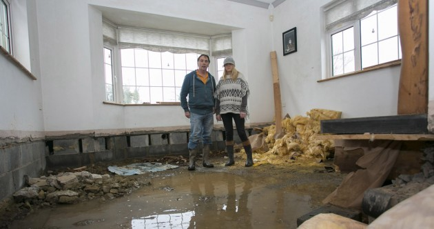 'It was supposed to be our dream house. It's turned into a nightmare'
