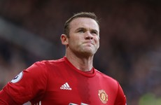 Wayne Rooney recalled as Man United ring the changes for Europa League clash
