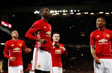 Pogba inspires Man United to easy Europa League win over Fenerbahce