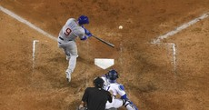 Cubs great in the eighth to move one game away from World Series