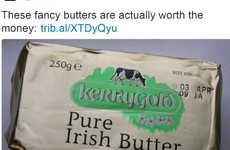 An American website called Kerrygold 'fancy butter' and Irish people cried notions