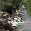 Council investigating after 'hundreds of tonnes' of waste reported in illegal dump