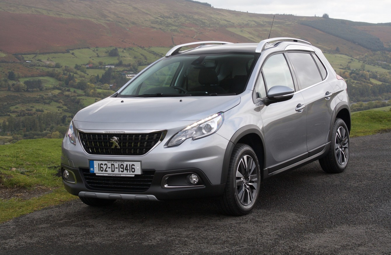 Review The Peugeot 2008 Suv Is Classy And Understated But How Does Wiring Colour Codes We Took Popular Compact For A Test Drive To See Well It Handles Irish Roads