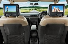 Gadget Of The Week: Portable DVD players to keep the passengers entertained